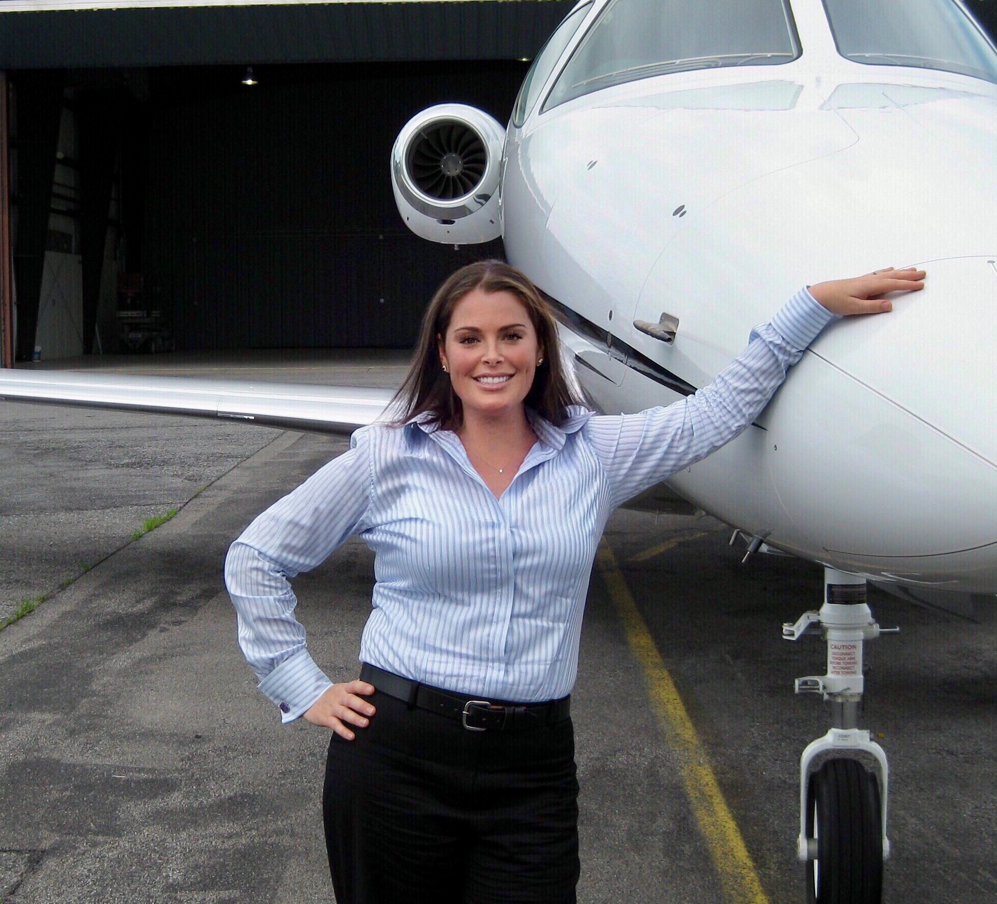 How to Be a Successful Entrepreneur: Insight From Hera Aviation Group Founder Jessica Webster